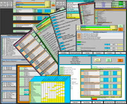 Excel Templates For Construction Project Management Price Zip Kitchens And Bathrooms Project Management Excel Templates
