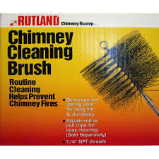 rutland 8 in x 12 in chimney sweep rectangular chimney cleaning