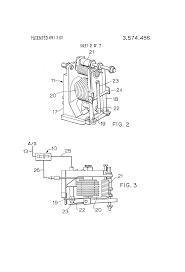 patent us3574486 high precision miniature half cone aspirator