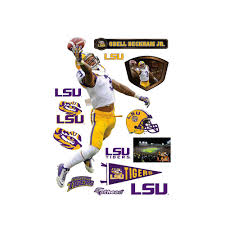 fathead 76 in h x 48 in w odell beckham jr lsu wall mural 12 fathead 76 in h x 48 in w odell beckham jr lsu wall mural 12 21574 the home depot