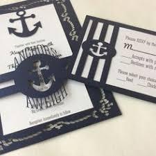 nautical themed wedding invitations invitaciones de boda invitaciones de boda por celinedesigns en