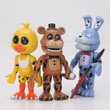 aliexpress location online shop 6pcs set 10cm five nights at freddy s sister location