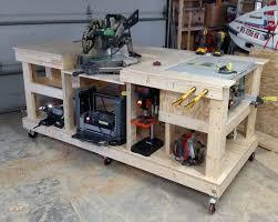 Rolling Work Benches Best 25 Workbenches Ideas On Pinterest Garage Tool Storage