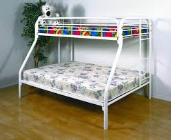 Metal Bunk Bed Frame Contemporary Metal Bunk Beds Twin Over Full U2014 Modern Storage Twin