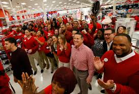 what time is target open for black friday target reports strong start to black friday in stores and record