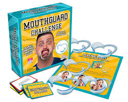 amazon com mouthguard challenge game the crazy party game