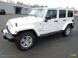 jeep rubicon white 4 door cingular ring tones gqo jeep wrangler unlimited sahara 2014 white