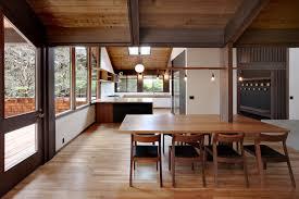 mid century modern kitchen design gooosen com