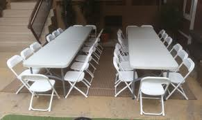 tables for rent los angeles party rentals table rentals party table chairs