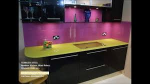 stainless steel kitchen cabinets cost venezia stainless steel finish modular kitchen bangalore call