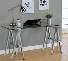 Glass Desk Table Desks Intaglia Home Collection An Atlanta Furniture Store