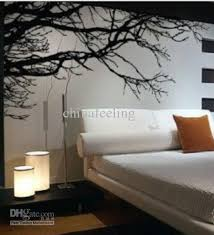 Wood Branches Home Decor Black Tree Branches Wall Sticker Diy Art Vinyl Wall Stickers Decal