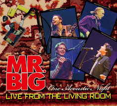 the livingroom mr big live from the living room