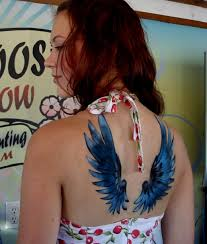 colorful angel tattoos pictures to pin on pinterest tattooskid