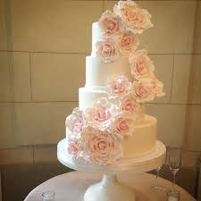 tiered wedding cakes wedding cakes fluffy thoughts cakes mclean va and washington