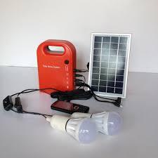 solar led lights for homes led solar lamp panels powered battery 6v 4 5ah generator home