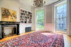 floor in thisopenspace grand bright parlour floor in brownstone in west