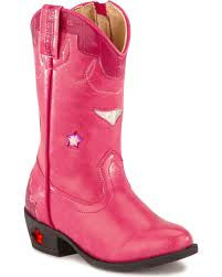 justin light up boots smoky mountain girls stars light up pink boots sheplers