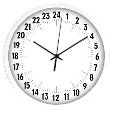 non ticking silent wall clock 24 hours wall watch sell items