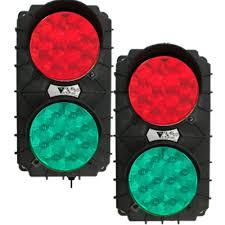 stop and go light sg30b 115rg led traffic light dock safety lighting traffic control