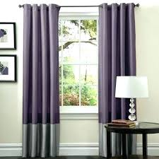 Purple And White Curtains Bedroom Curtains Purple Tarowing Club