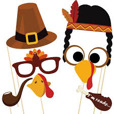 thanksgiving photo booth props aliexpress buy nicexmas 38pcs creative diy thanksgiving