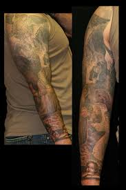 mystic art sleeves tattoo tattoomagz