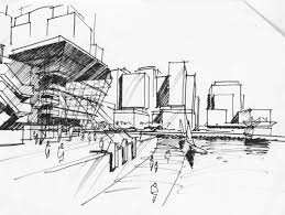 blast from the past jeff stikeman architectural art blog