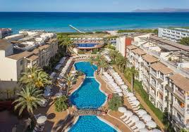 4 aparthotel in playa de muro majorca hotel zafiro bahía