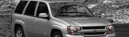 chevrolet trailblazer white chevrolet trailblazer window tint kit diy precut chevrolet