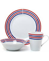 deals for blue and white dinnerware
