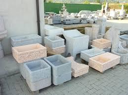lavelli esterno lavelli in pietra per esterni avec lavello da giardino pilozzo