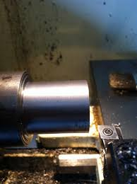 poor surface finish when turning manual lathe