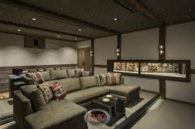 awesome home theater rooms room tv wall blue living room decoration contemporary european