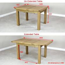 Dining Table Size For 4 Dining Table Size Wooden Kitchen Dimensions Search Tables