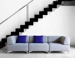 softline canapé canapé modulable contemporain en tissu avec revêtement