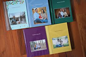 family photo albums how to make annual family photo albums