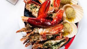 temps de cuisson et recettes pour les fruits de mer crustacés
