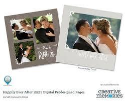 wedding scrapbook albums 12x12 119 best wedding scrapbook ideas images on scrapbook