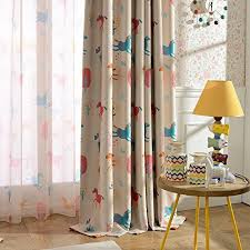 grommet curtains for children u0027s room amazon com