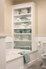 best 25 small bathroom shelves ideas on pinterest small
