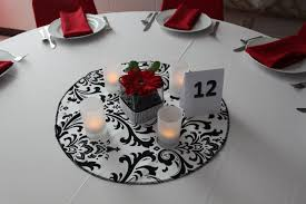 round table decorations damask table round for centerpieces cotton damask table