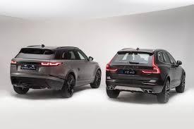 range rover velar range rover velar vs volvo xc60 i duel new suv american car brands