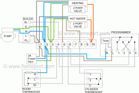 electric underfloor heating thermostat wiring diagram the best
