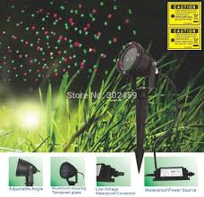Laser Stage Lighting Outdoor by Outdoor Ip44 Waterproof Laser Light Elf Light Christmas Lights