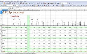 Spreadsheet For Monthly Budget Bill Spreadsheet Template Virtren Com