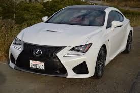 2016 lexus rc f 2016 lexus rc f 2 dr coupe review car reviews and news at