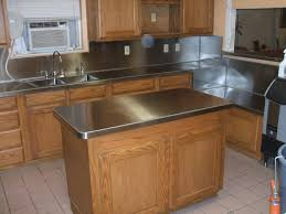 commercial stainless steel sink and countertop stainless steel countertops diy diy stainless steel countertops