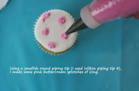 leopard print cupcakes free blog tutorial my cake