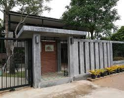 bureau et maison épinglé par sarawut painting sur บ าน